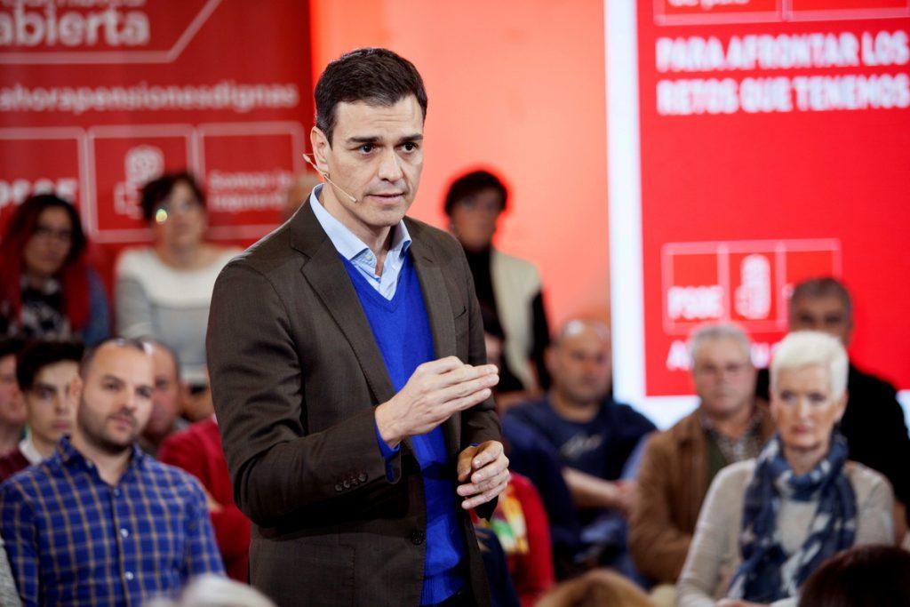 Sánchez plantea que desaladoras sean pilar central de Pacto Nacional del Agua