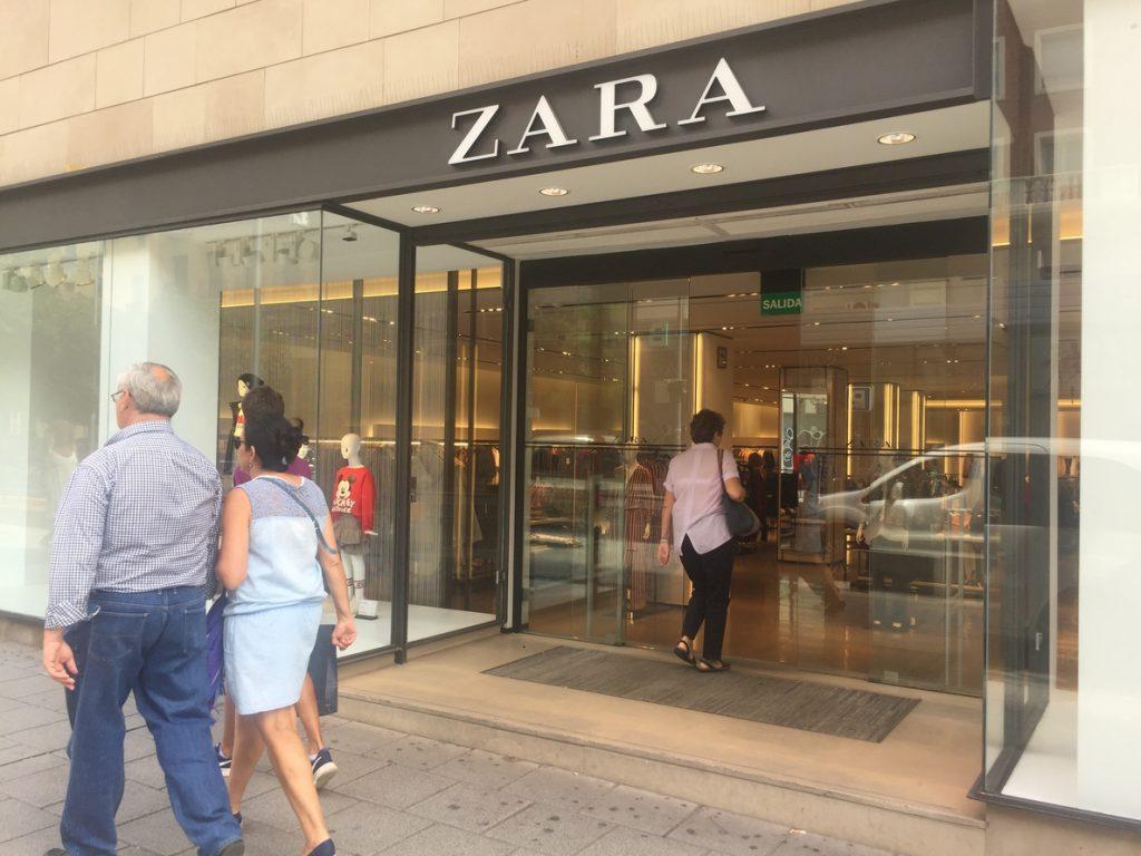 Zara (Inditex) cierra este sábado su tienda en Ferrol