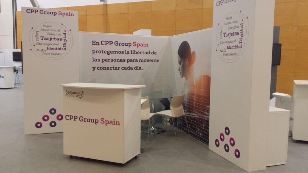 La seguridad digital centra la oferta expuesta por CPP Group Spain en la 'Semana del Seguro'