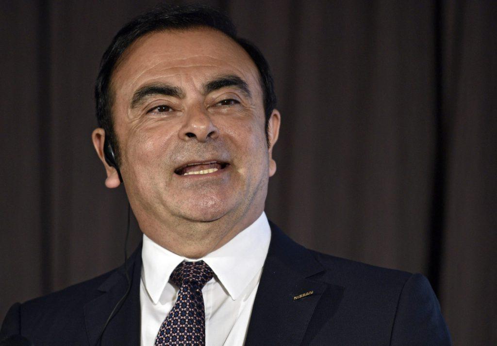 El Consejo de Renault propone renovar a Ghosn como responsable de la firma