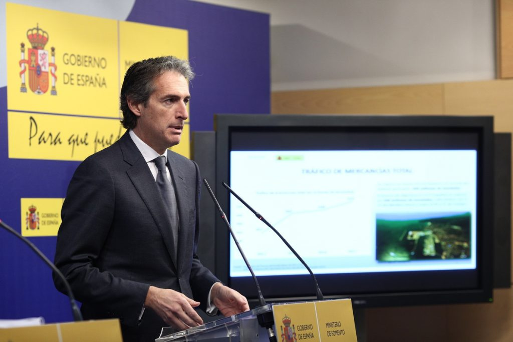 Fomento lanza en marzo su plan para que España opte a obras internacionales por 2,5 billones