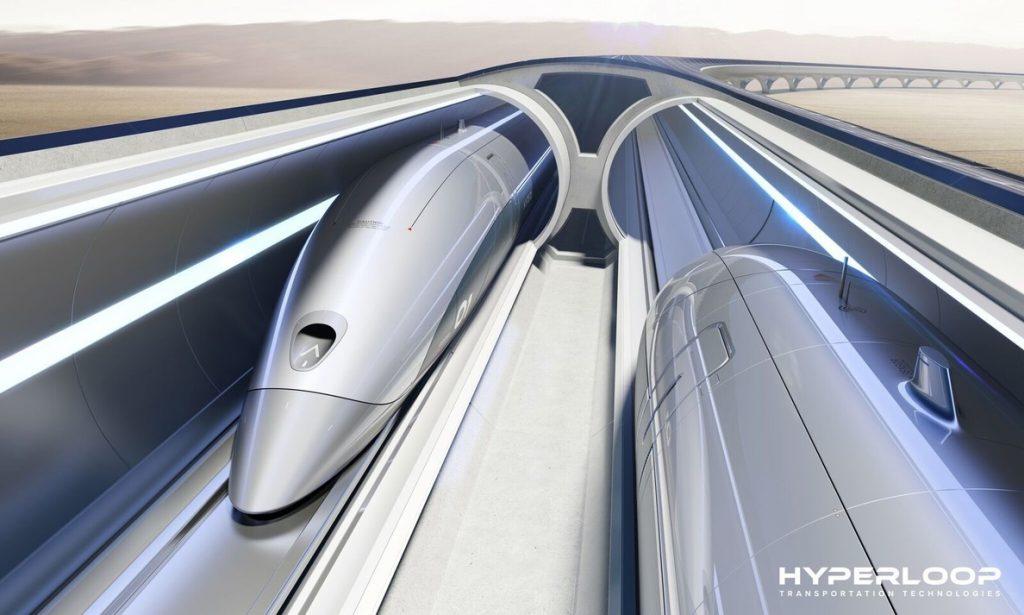 Hyperloop Transportation Technologies firma un acuerdo para conectar Cleveland con Chicago
