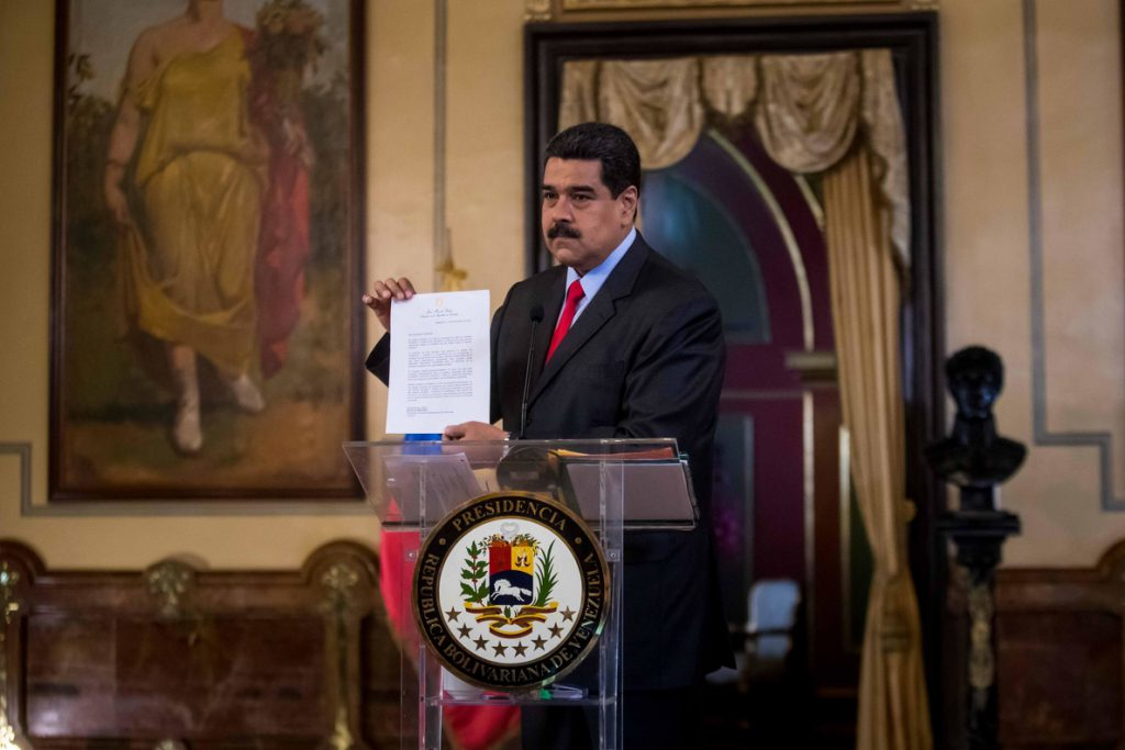 Nicolás Maduro niega que exista un «éxodo masivo» de venezolanos