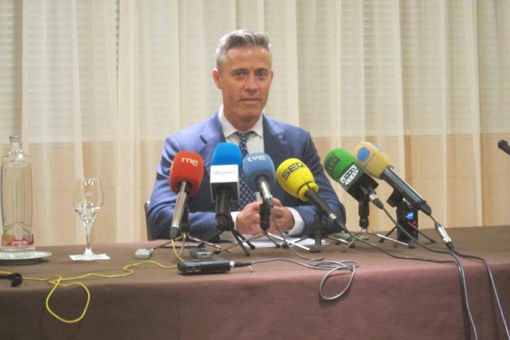 Un antiguo alto cargo del PP en Cantabria solicita su ingreso en Ciudadanos