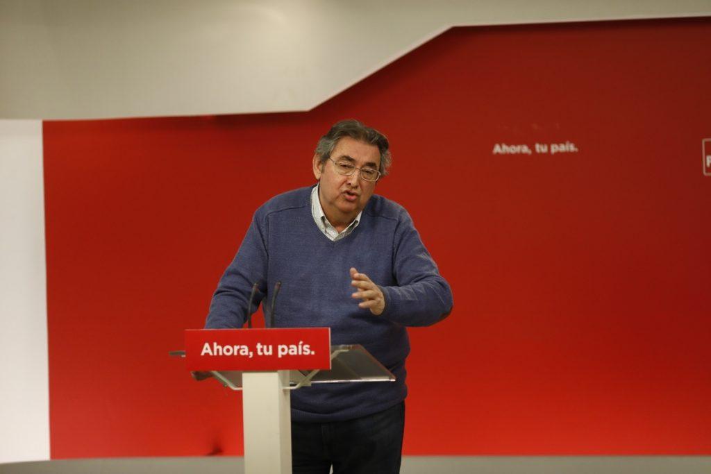 PSOE ve una «regresión» impulsar los fondos de pensiones e «imposible» ahorrar con los bajos salarios