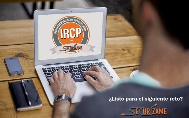 Securízame crea la primera certificación IRCP basada en una prueba íntegramente práctica