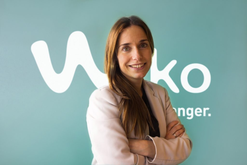 Teresa Acha-Orbea, nueva directora general de Wiko Iberia