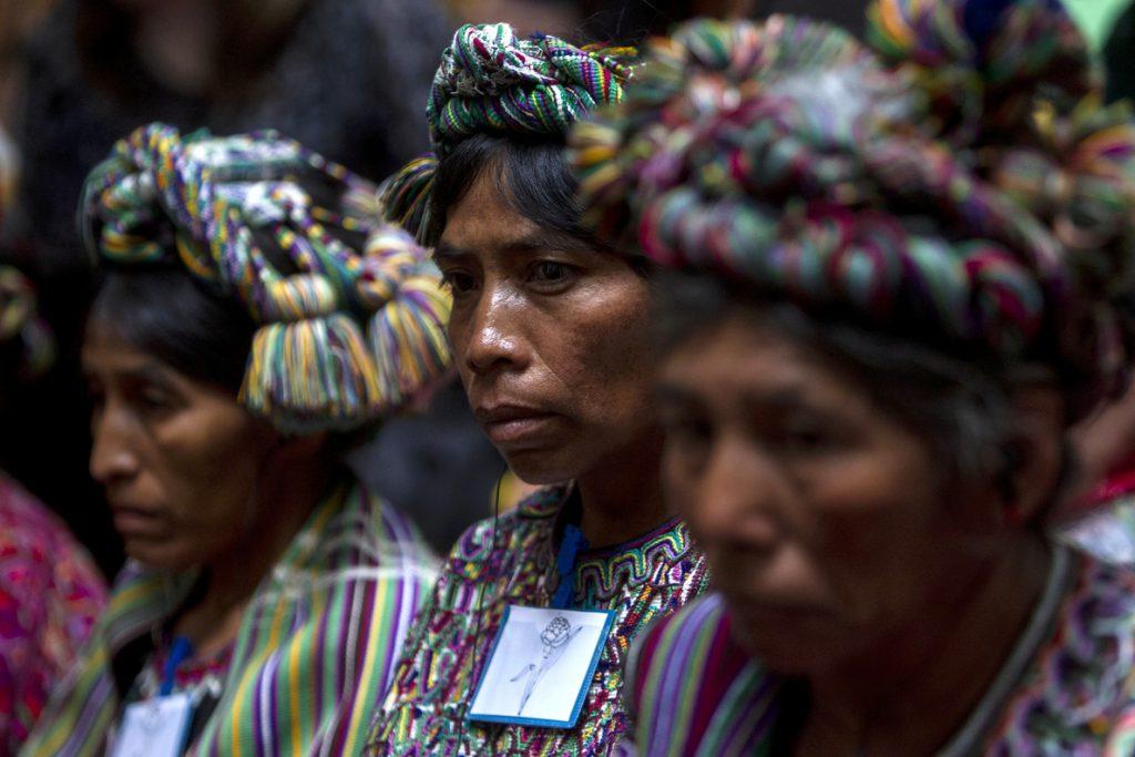 Las violaciones a los DD.HH. en la región Ixil de Guatemala agravan la migración