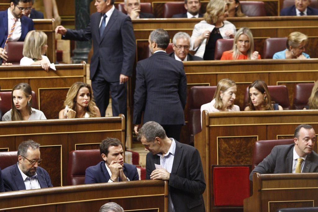 Ciudadanos pide garantías al Gobierno de que el etiquetado de los productos alimenticios incluya siempre el castellano