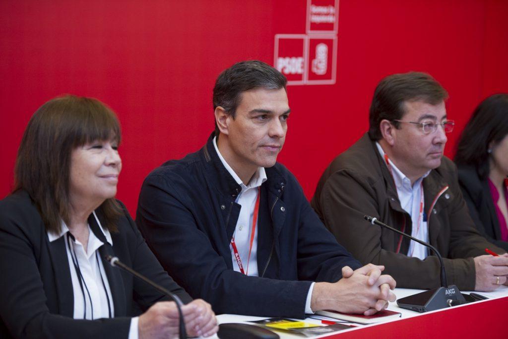 El Comité Federal del PSOE aprobará mañana dar más poder al militante y a la Ejecutiva de Sánchez