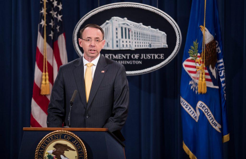 EE.UU. acusa formalmente a 13 rusos por interferencia en las elecciones de 2016