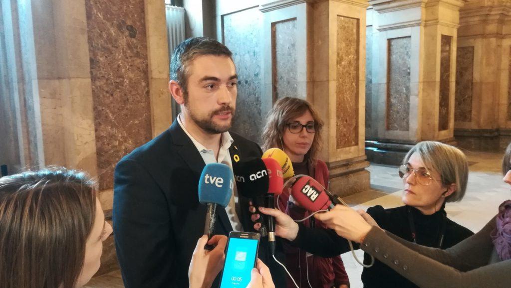ERC reclama un «Govern efectivo lo antes posible» para evitar cambios en la educación