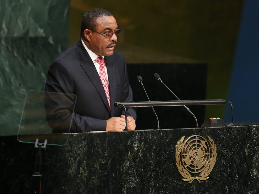Etiopía decreta el estado de emergencia tras la dimisión del primer ministro