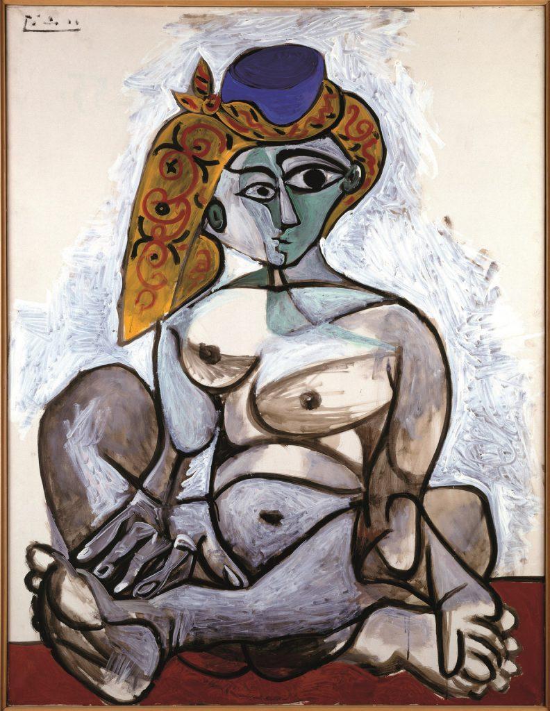 Picasso conquista Marsella con sus viajes reales e imaginarios