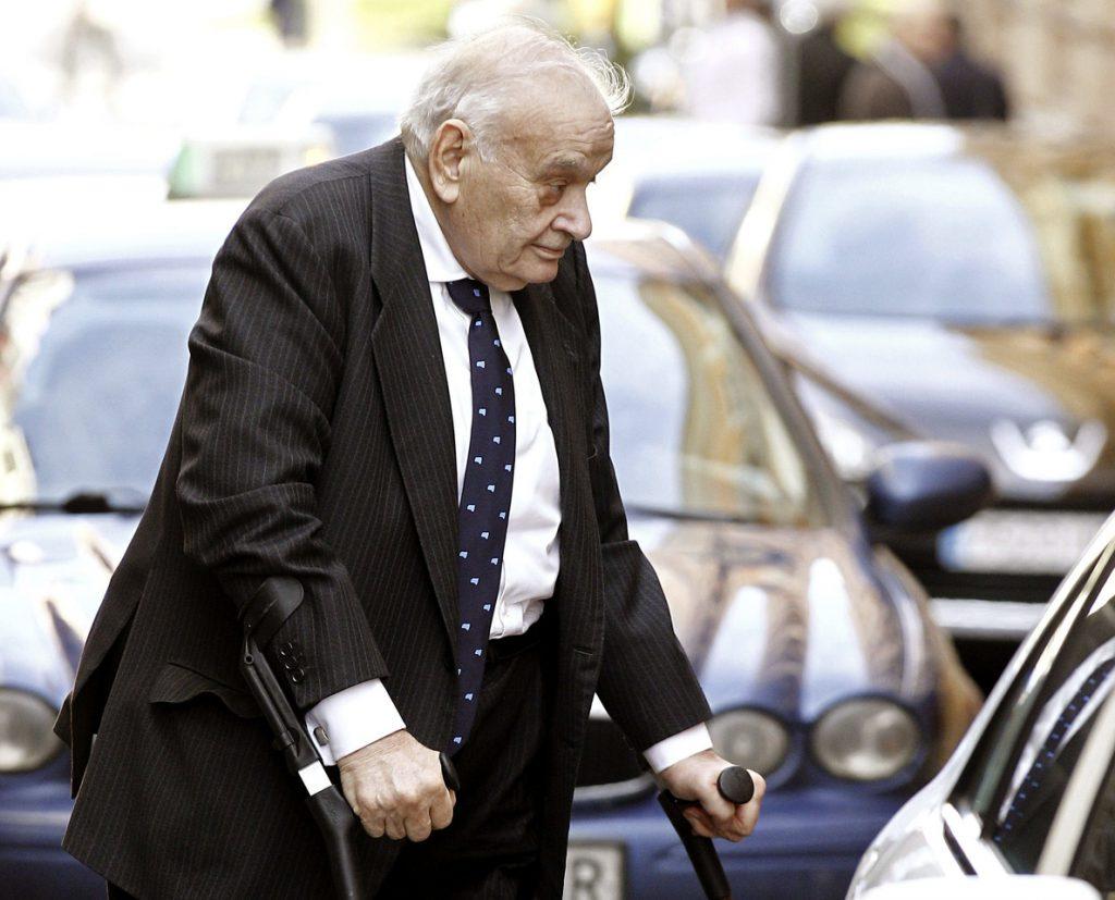 Muere Blas Calzada, expresidente de la CNMV