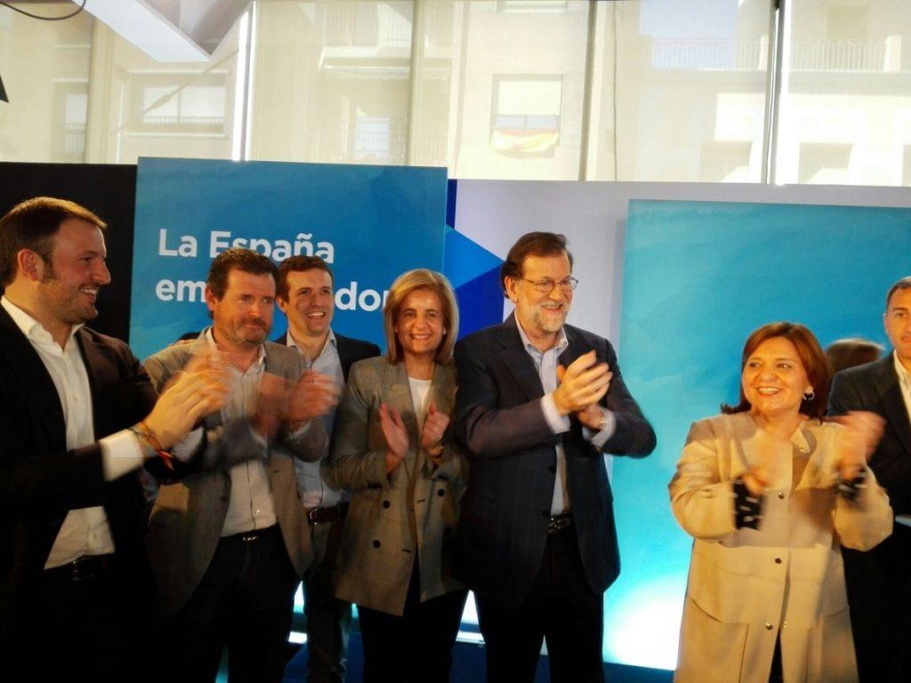 Rajoy pide al PSOE que «se moje» y anuncia que le presentará dos propuestas en materia de financiación autonómica y agua
