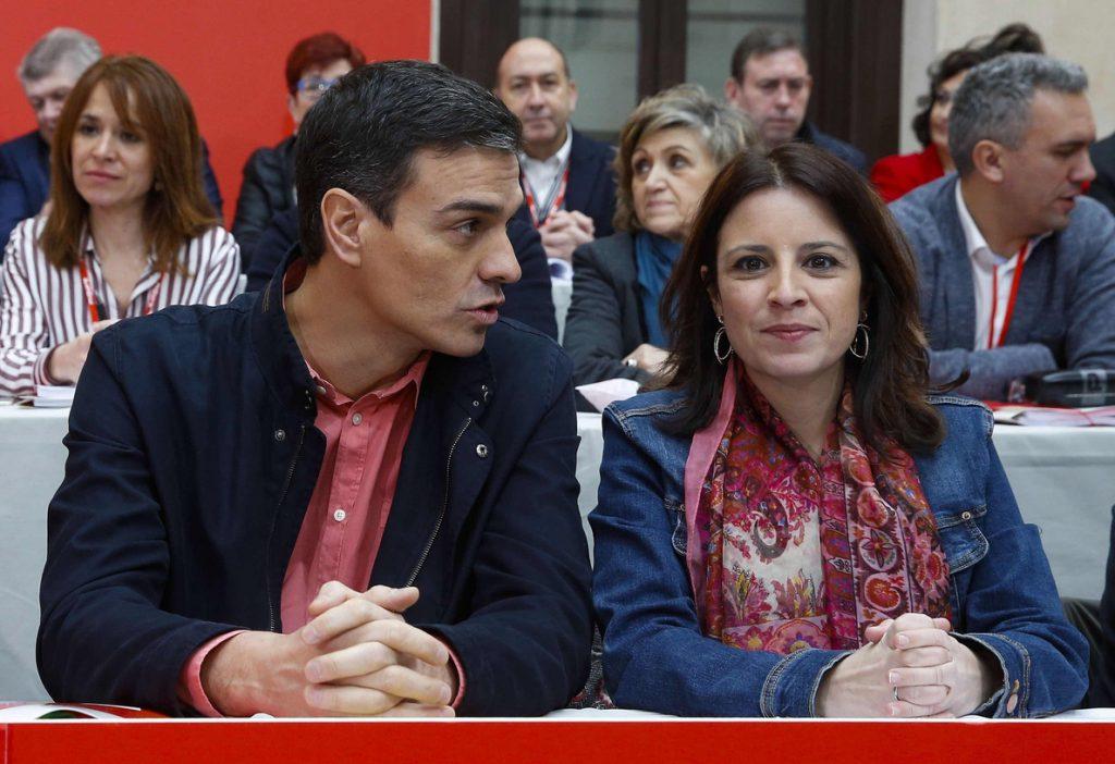 Sánchez llama a todos los partidos a secundar los paros del 8 de marzo