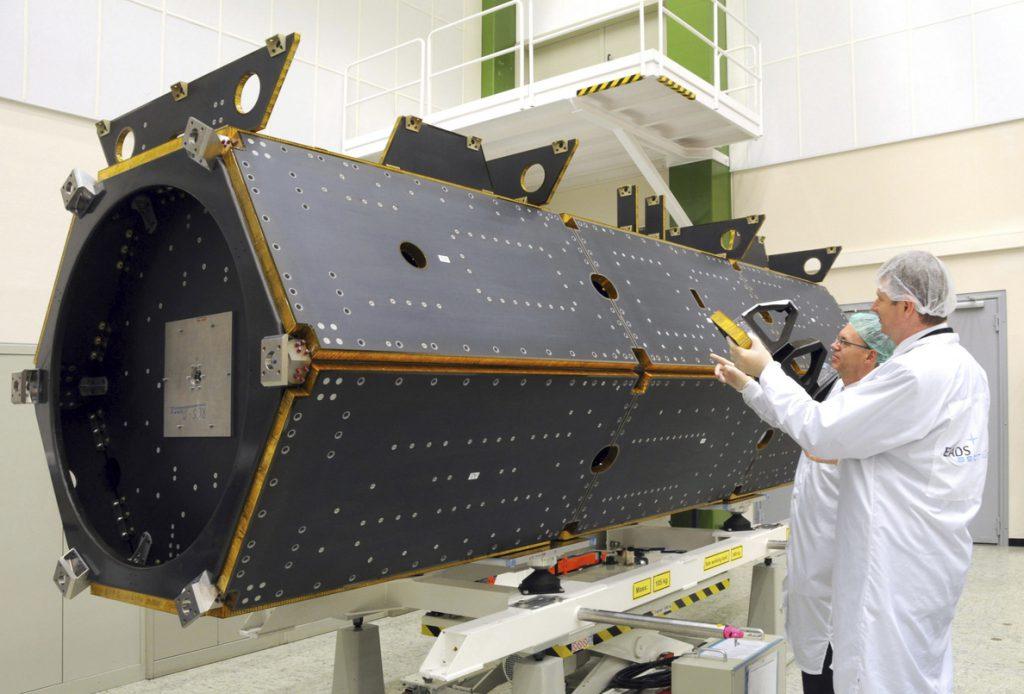El lanzamiento del satélite español Paz vuelve a retrasarse