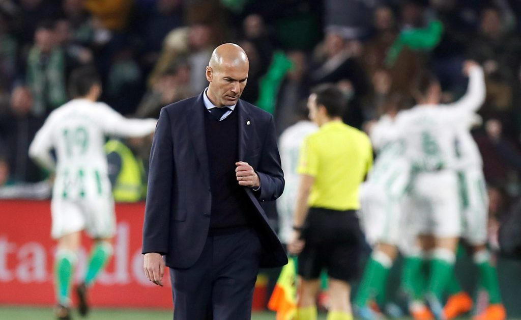 Butragueño: «Vemos bien a Zidane»
