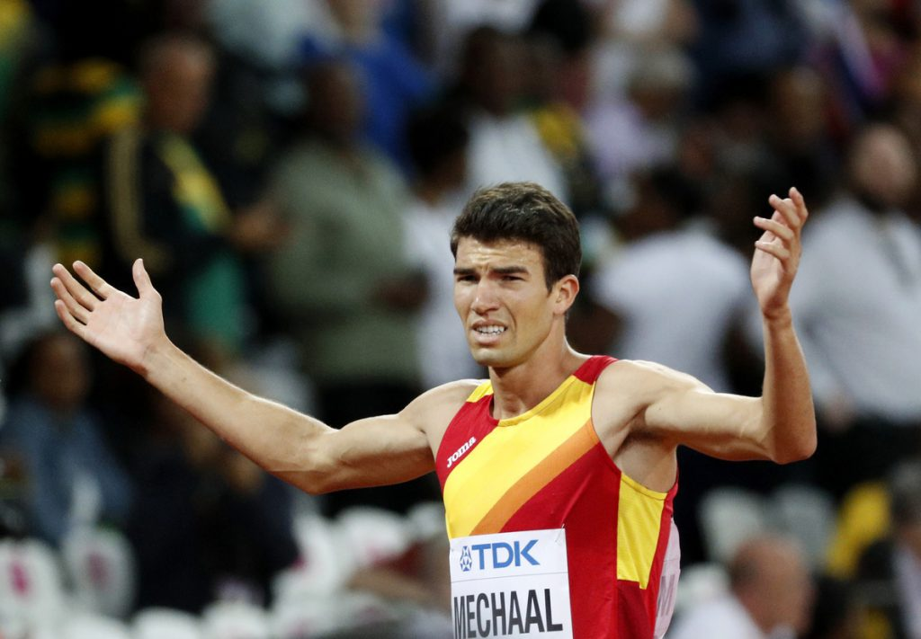 Mechaal firma su segundo doblete y llega en plena forma al Mundial
