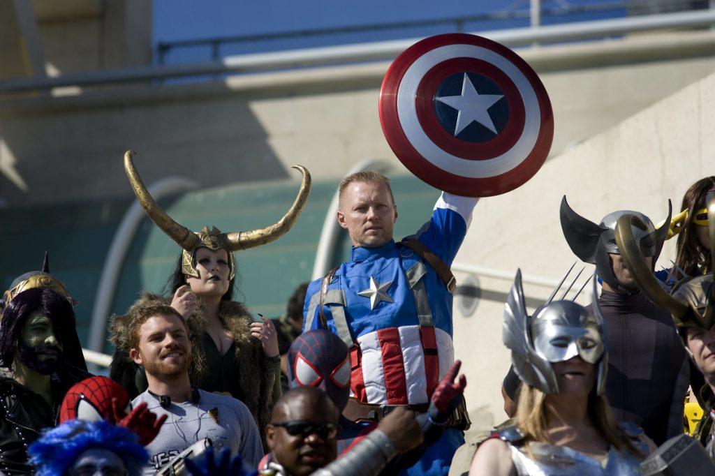Valencia estrena Comic Con bajo el amparo de «Stranger Things», Marvel y DC