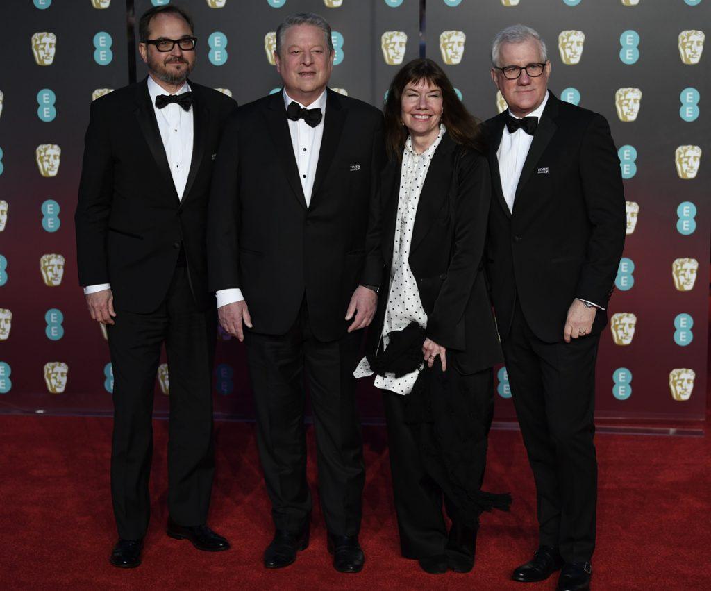 El negro inunda de reivindicación la alfombra roja de los BAFTA