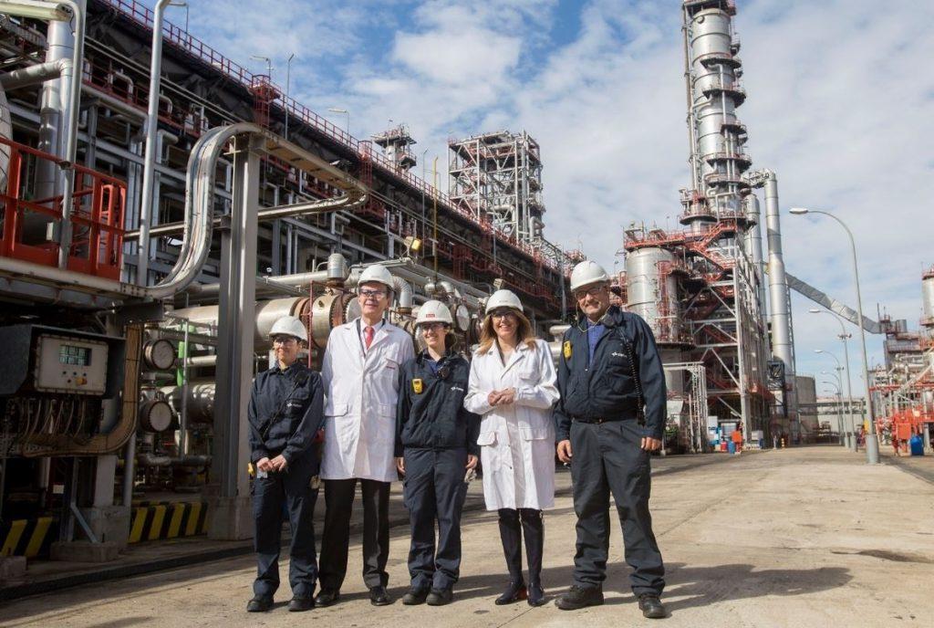 Cepsa invierte más de 45 millones en hacer más eficientes sus plantas de Huelva