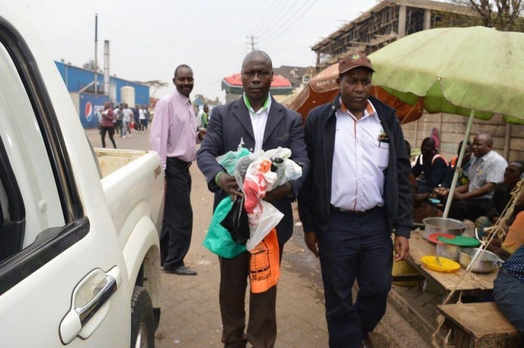 Detenidas 31 personas en Mombasa por estar en posesión de bolsas de plástico