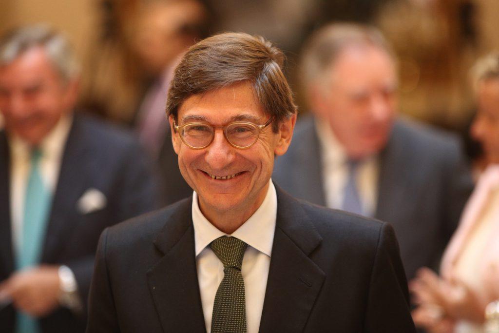 Goirigolzarri ve la marcha de Guindos al BCE como una «gran noticia para España» y agradece su apoyo al banco
