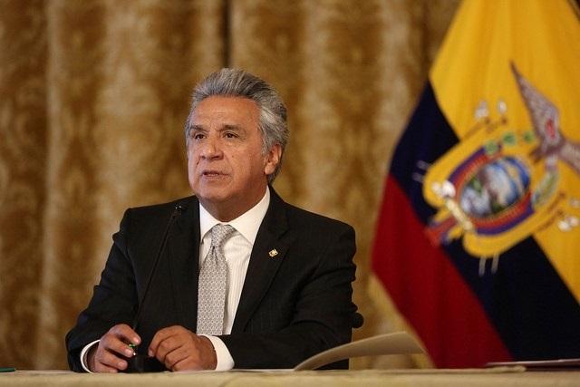 Lenín Moreno anuncia los candidatos para el Consejo de Participación Ciudadana y Control Social