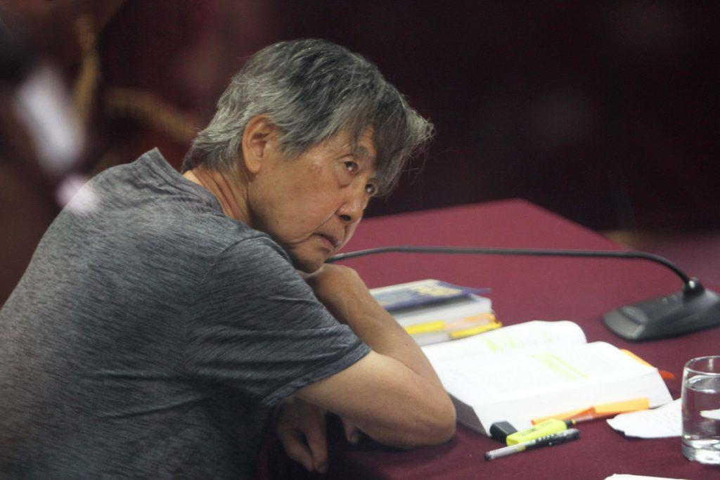 Tribunal peruano niega derecho de gracia a Fujimori para el juicio por una matanza