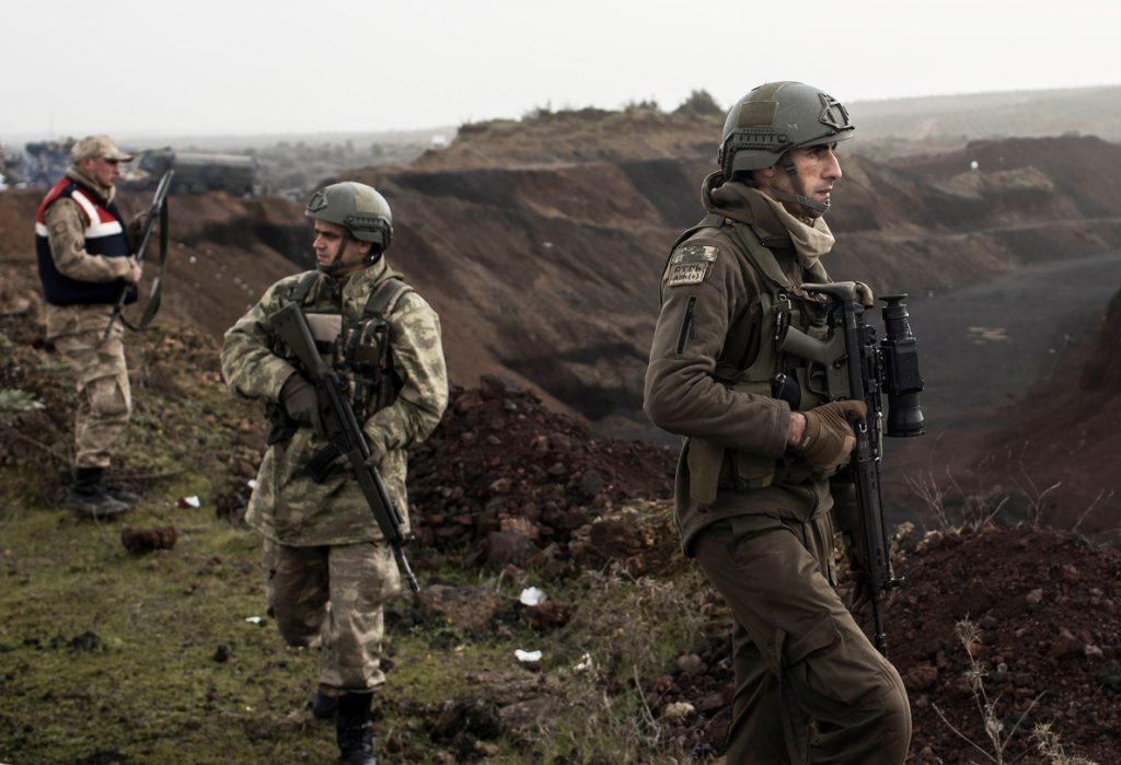 Turquía niega que el Gobierno sirio esté enviando tropas a Afrin
