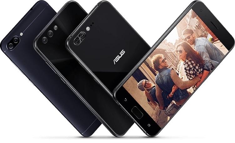 El 'smartphone' ASUS ZenFone 5 contará con una pantalla de extremo a extremo y un módulo 'notch' como el iPhone X