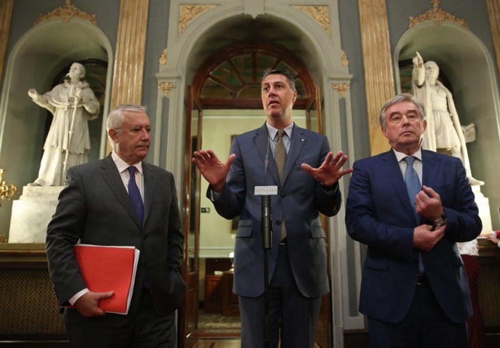 Albiol (PP) pide al Gobierno una propuesta sobre el castellano que se pueda aplicar: «Ya está bien de experimentos»