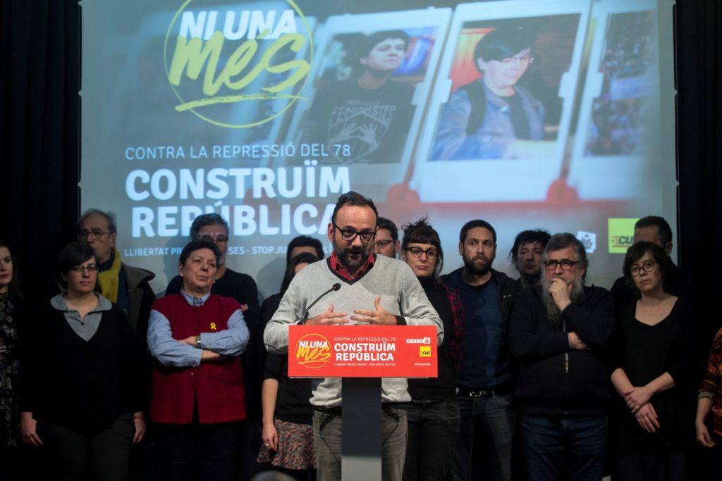 Benet Salellas, abogado de Anna Gabriel: «No ha huido, ha buscado refugio»