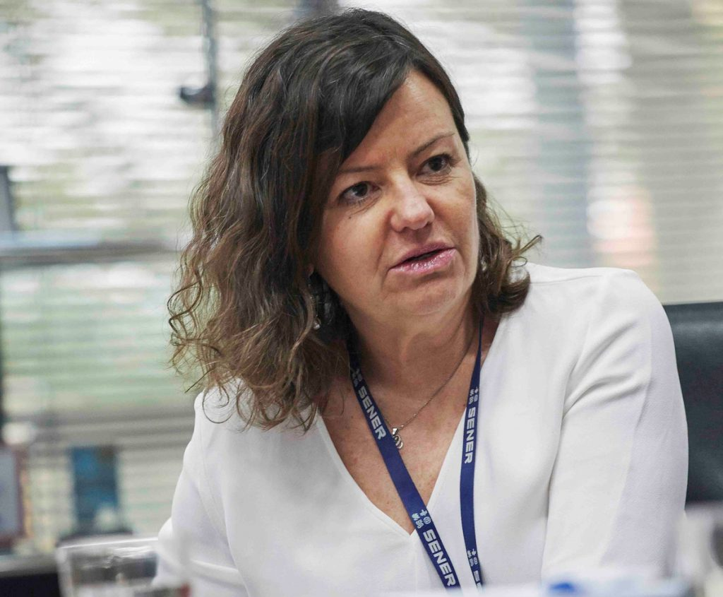 Sener nombra a Mercedes Sierra directora de su sede en Estados Unidos