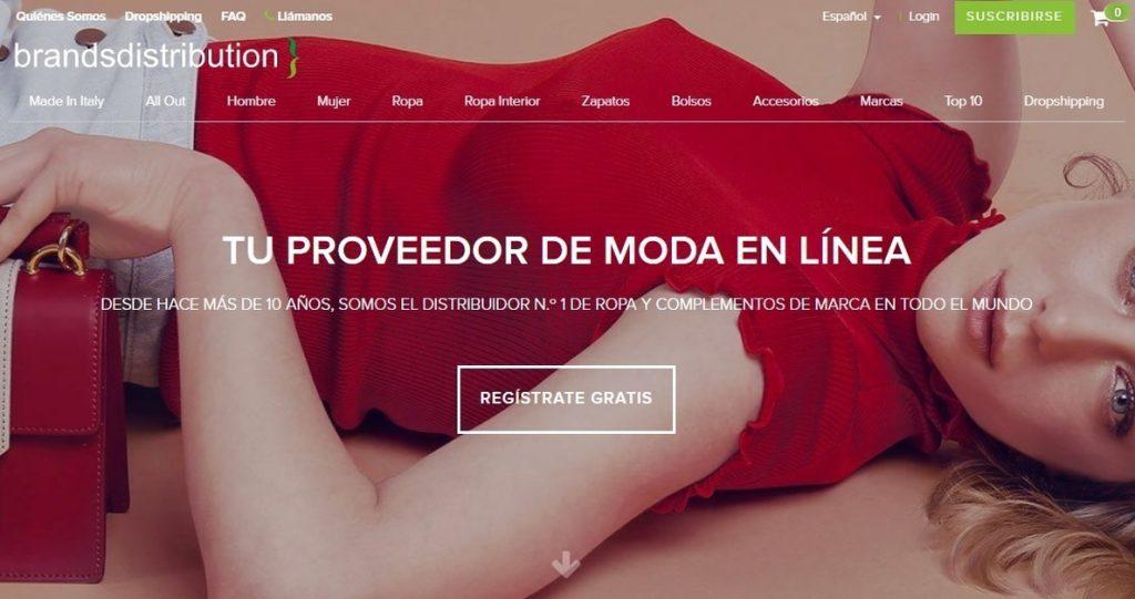 La plataforma italiana Brandsdistribution se integra en la patronal textil española
