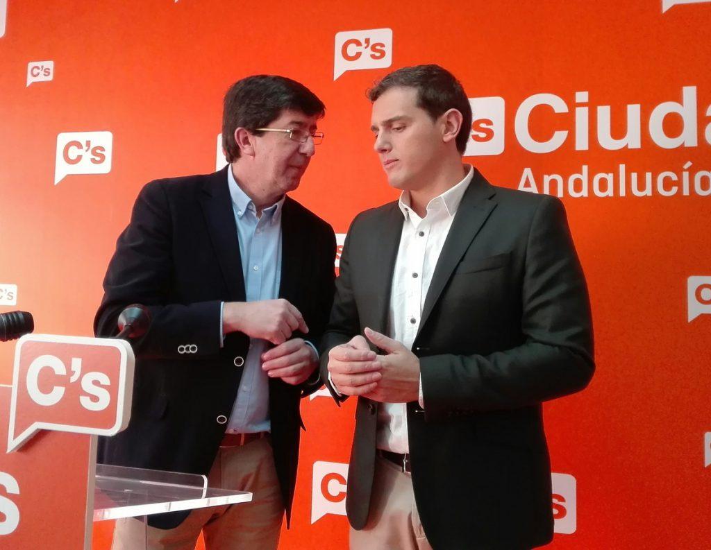 Albert Rivera (Cs) realiza su primera visita a Jaén durante este jueves y viernes