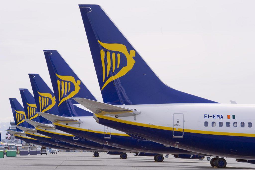 El Congreso reclama velar por los intereses de pasajeros afectados por cancelaciones y retrasos de Ryanair