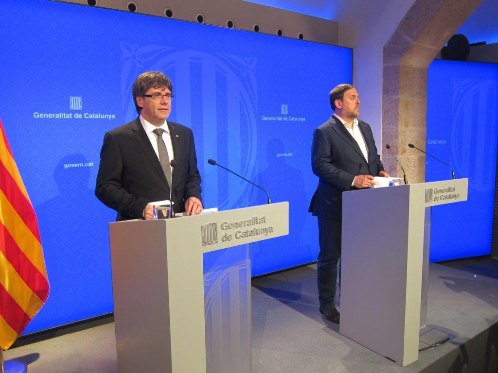 JxCat y ERC prosiguen las negociaciones y reflexionan sobre el encaje de Puigdemont y Junqueras