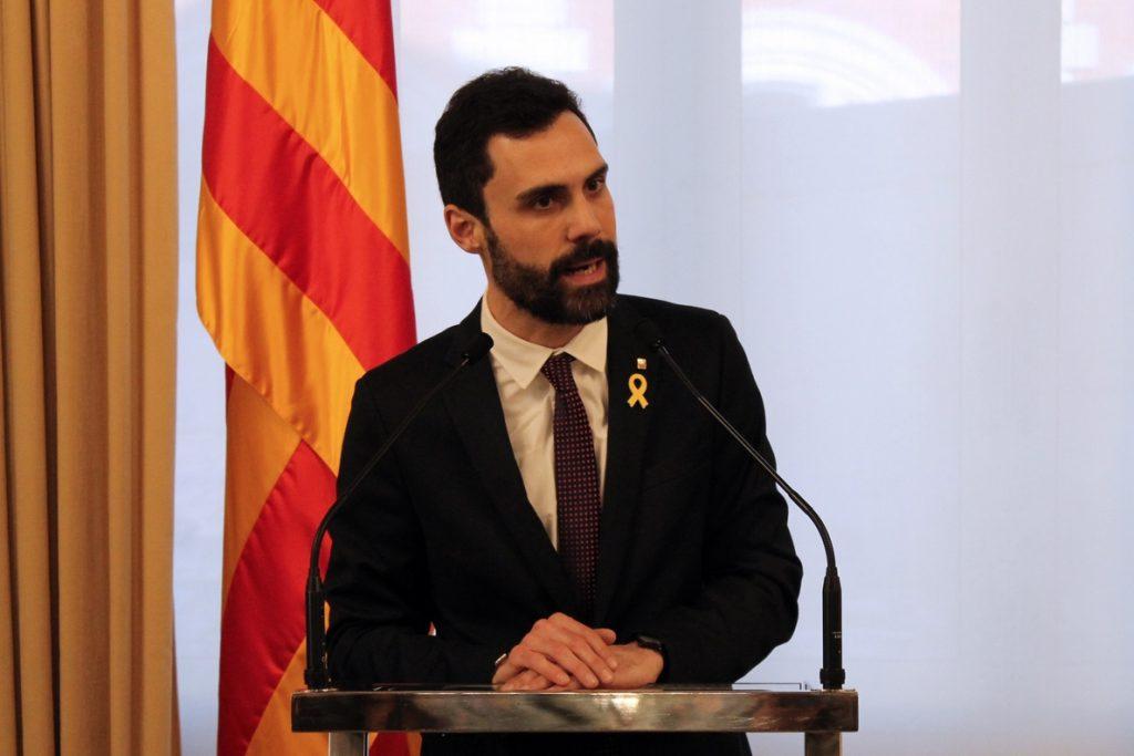 Torrent lamenta que la libertad de expresión en España está en «horas muy bajas» tras la retirada de la obra de ARCO