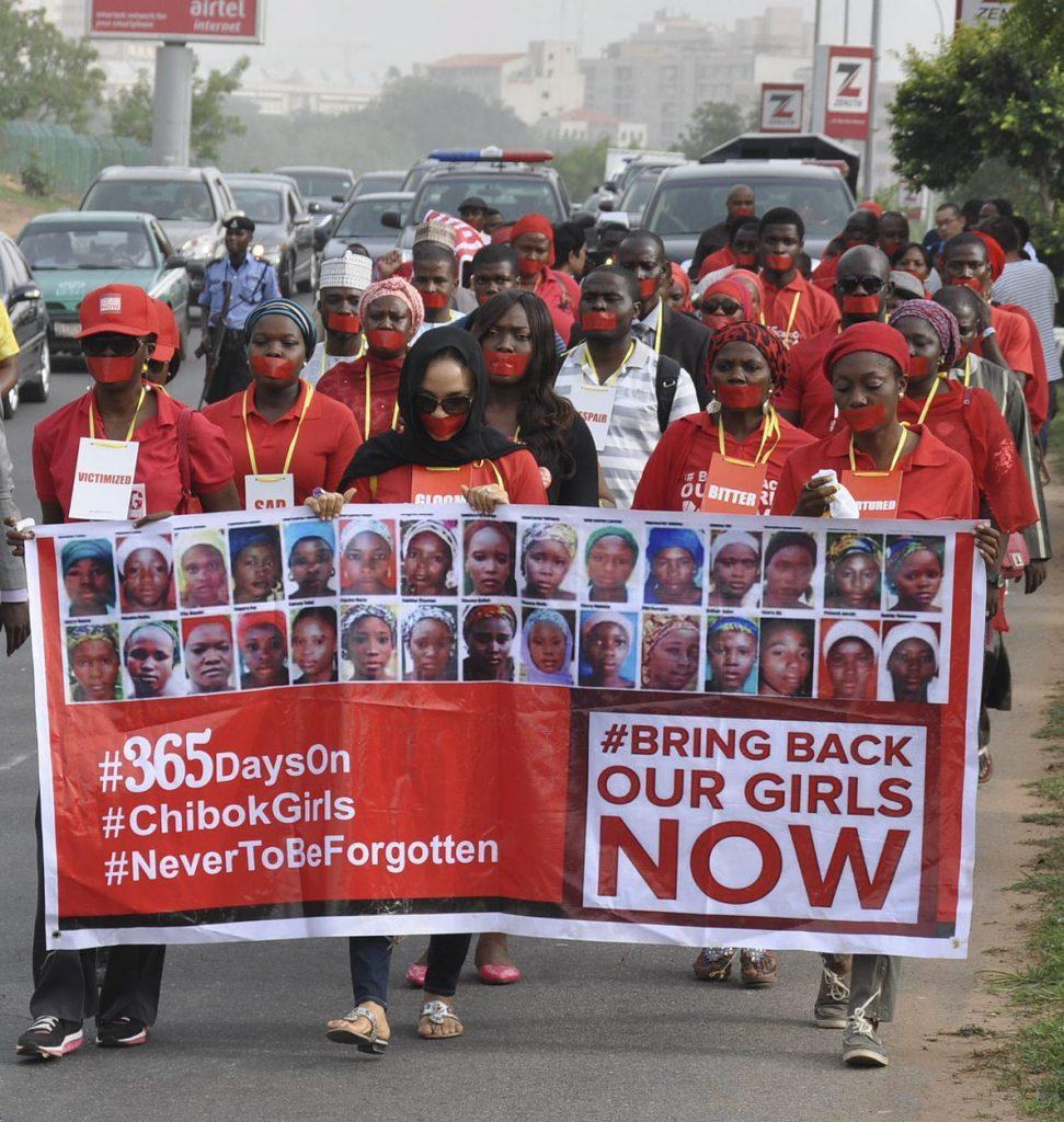 Al menos 66 niñas siguen desaparecidas tras el ataque de Boko Haram en Nigeria