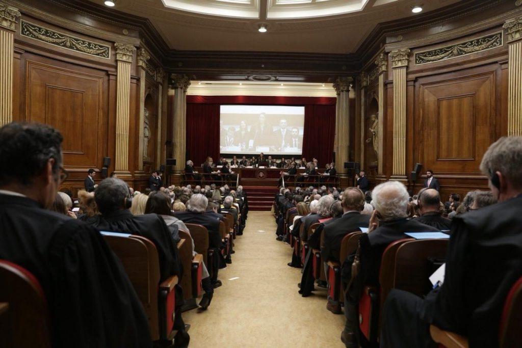 AMP- Catalá critica que Torrent se ha «equivocado» con sus críticas a la justicia en el Colegio de Abogados de Barcelona