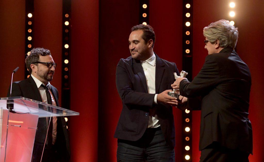 El francés Bajon, Oso de Plata al mejor actor por «La Prière» en la Berlinale