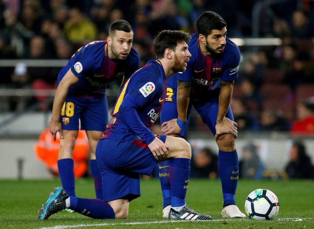 Messi y Luis Suárez disipan las dudas