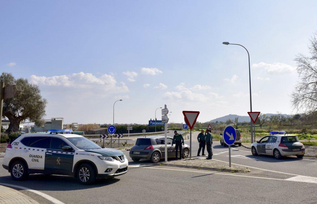 Muere un asaltante herido de un disparo por el dueño de una vivienda en Mallorca