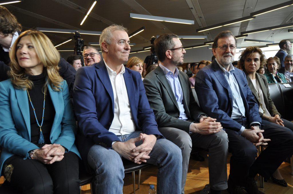 Rajoy anuncia que el tren EVA tendrá parada en Zaragoza