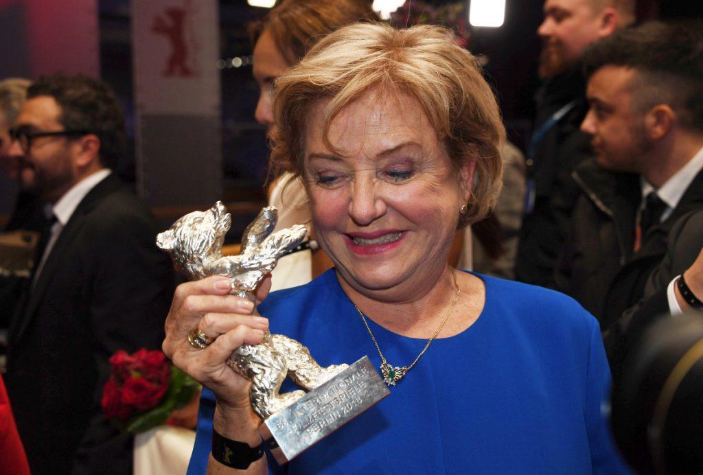 La paraguaya Ana Brun se sumó a la nómina de mujeres fuertes de la Berlinale