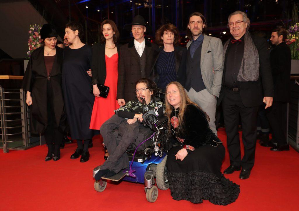 La película rumana «Touch me not», Oso de Oro de la Berlinale