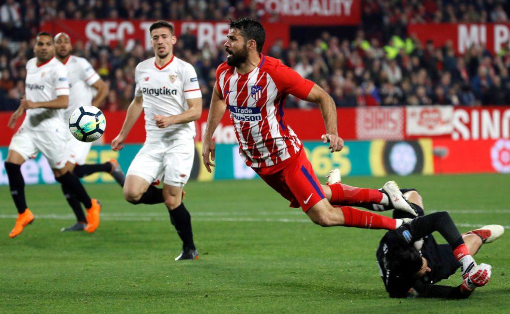 2-5. Exhibición y goleada del Atlético